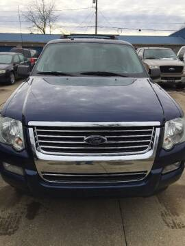 2008 Ford Explorer for sale at New Rides in Portsmouth OH