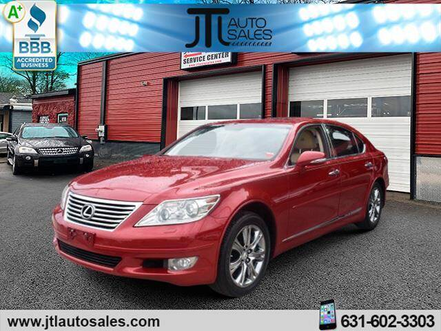 2010 Lexus LS 460 for sale at JTL Auto Inc in Selden NY