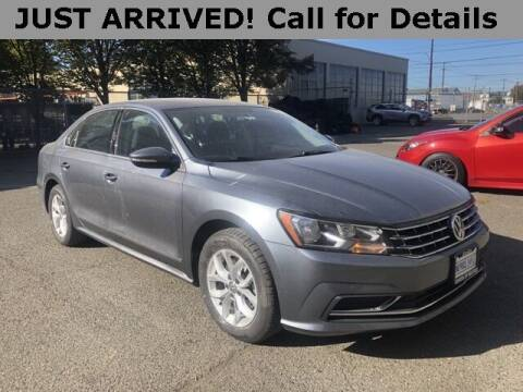 2017 Volkswagen Passat for sale at Toyota of Seattle in Seattle WA