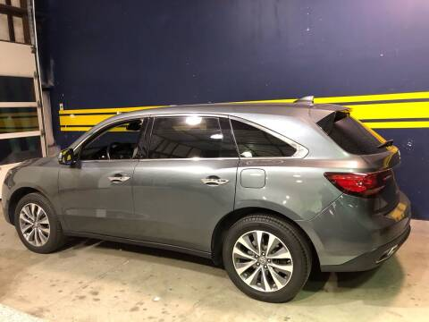 2014 Acura MDX for sale at Select AWD in Provo UT