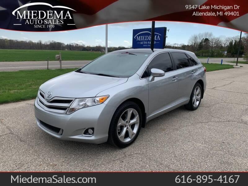 2015 Toyota Venza for sale at Miedema Auto Sales in Allendale MI