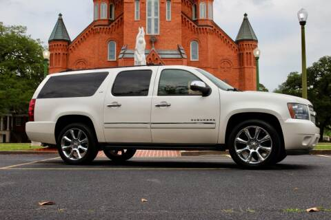 2012 Chevrolet Suburban for sale at Dominique Auto Sales in Opelousas LA