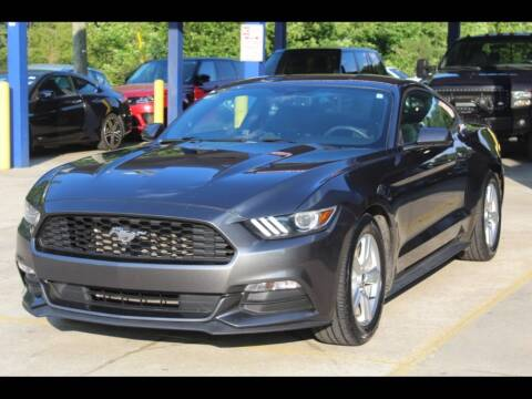 2015 Ford Mustang for sale at Inline Auto Sales in Fuquay Varina NC