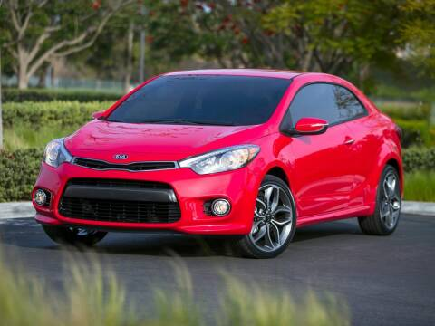 2015 Kia Forte Koup for sale at Hi-Lo Auto Sales in Frederick MD