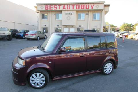 2005 Scion xB for sale at Best Auto Buy in Las Vegas NV