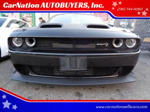 2019 Dodge Challenger for sale at CarNation AUTOBUYERS Inc. in Rockville Centre NY