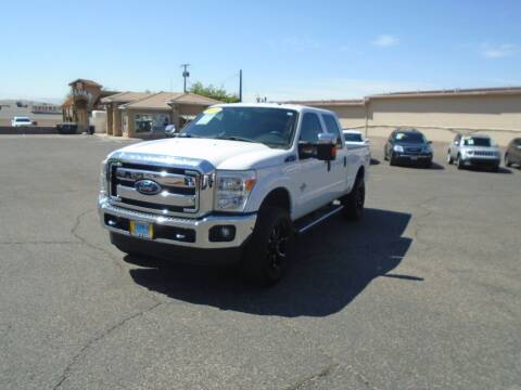 2012 Ford F-250 Super Duty for sale at Team D Auto Sales in St George UT