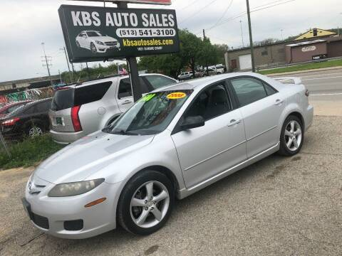 2008 Mazda MAZDA6 for sale at KBS Auto Sales in Cincinnati OH