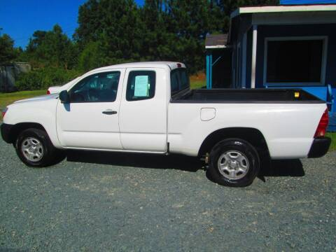 2015 Toyota Tacoma for sale at Wright's Auto Sales in Lancaster SC