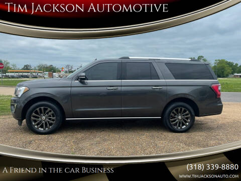 2020 Ford Expedition MAX for sale at Auto Group South - Tim Jackson Automotive in Jonesville LA