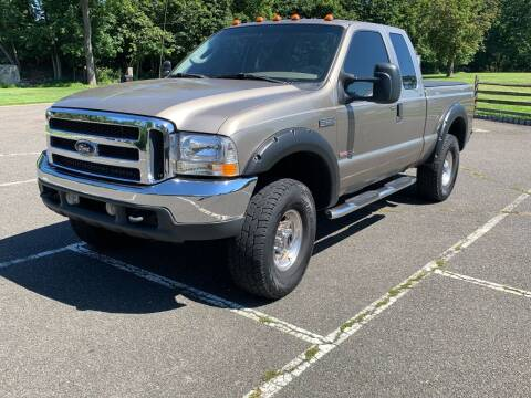 2004 Ford F-250 Super Duty for sale at Mula Auto Group in Somerville NJ
