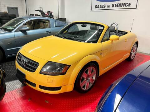 2004 Audi TT for sale at Weaver Motorsports Inc in Cary NC