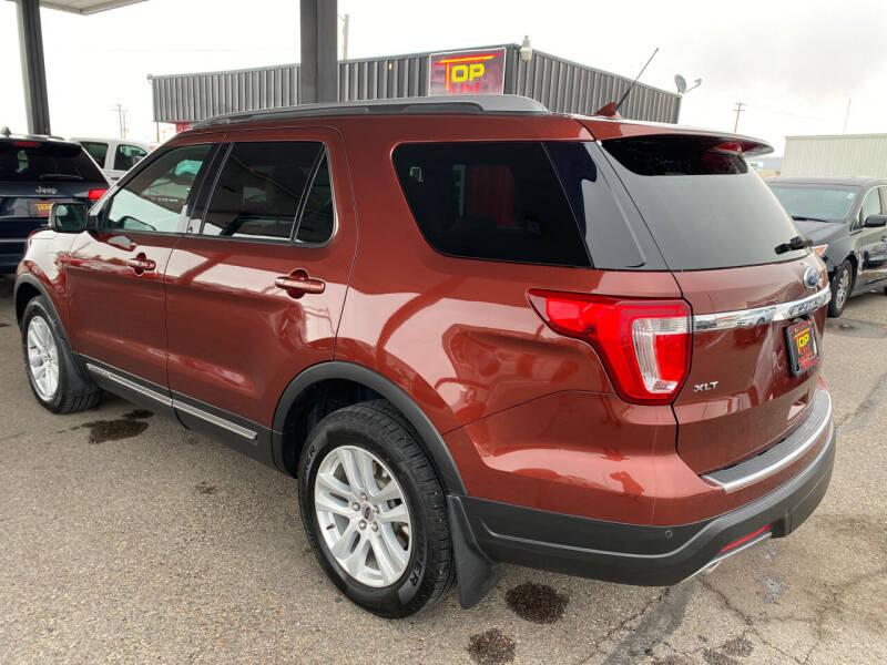 2018 Ford Explorer AWD XLT 4dr SUV - Idaho Falls ID