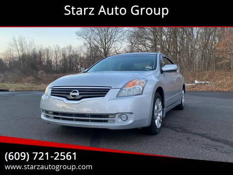 2009 Nissan Altima for sale at Starz Auto Group in Delran NJ