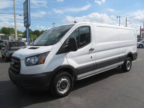 2020 Ford Transit Cargo for sale at Blue Book Cars in Sanford FL