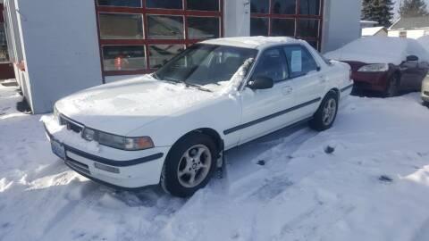 1992 Acura Vigor for sale at Direct Auto Sales+ in Spokane Valley WA
