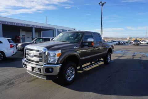 2016 Ford F-250 Super Duty for sale at Ideal Wheels in Sioux City IA