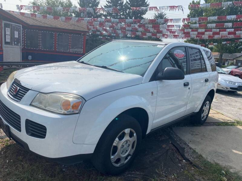 2006 Saturn Vue for sale at Carfast Auto Sales in Dolton IL