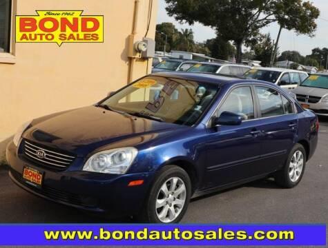2008 Kia Optima for sale at Bond Auto Sales in St Petersburg FL