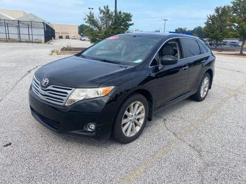 2011 Toyota Venza for sale at TKP Auto Sales in Eastlake OH