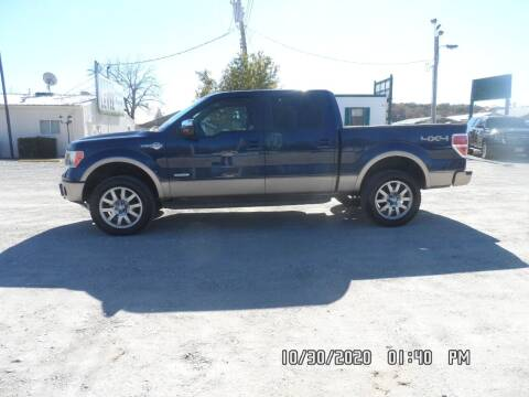 2011 Ford F-150 for sale at Town and Country Motors in Warsaw MO