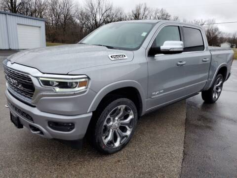 2020 RAM Ram Pickup 1500 for sale at Art Hossler Auto Plaza Inc - New Chrysler in Canton IL