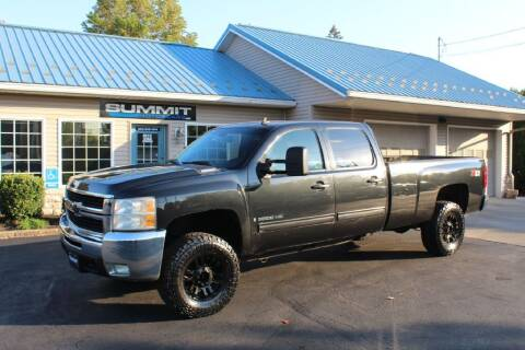 2009 Chevrolet Silverado 3500HD for sale at Summit Motorcars in Wooster OH