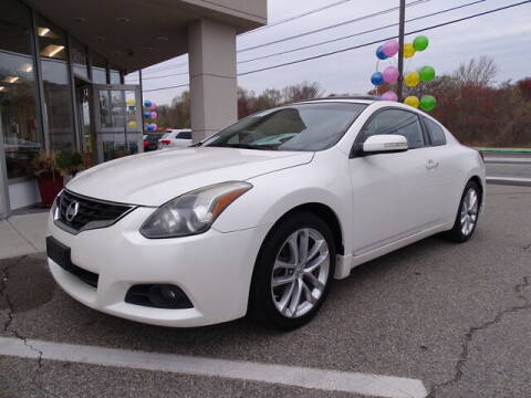 2010 Nissan Altima for sale at KING RICHARDS AUTO CENTER in East Providence RI