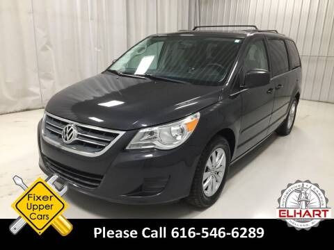 2012 Volkswagen Routan for sale at Elhart Automotive Campus in Holland MI