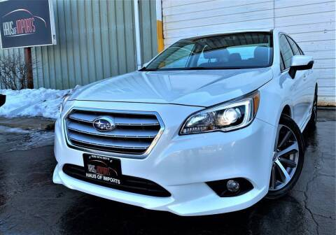2015 Subaru Legacy for sale at Haus of Imports in Lemont IL