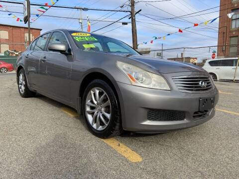 2008 Infiniti G35 for sale at Metro Auto Sales in Lawrence MA