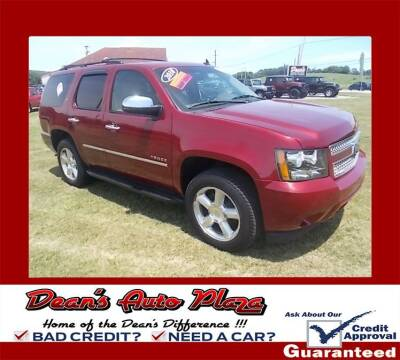 2010 Chevrolet Tahoe for sale at Dean's Auto Plaza in Hanover PA