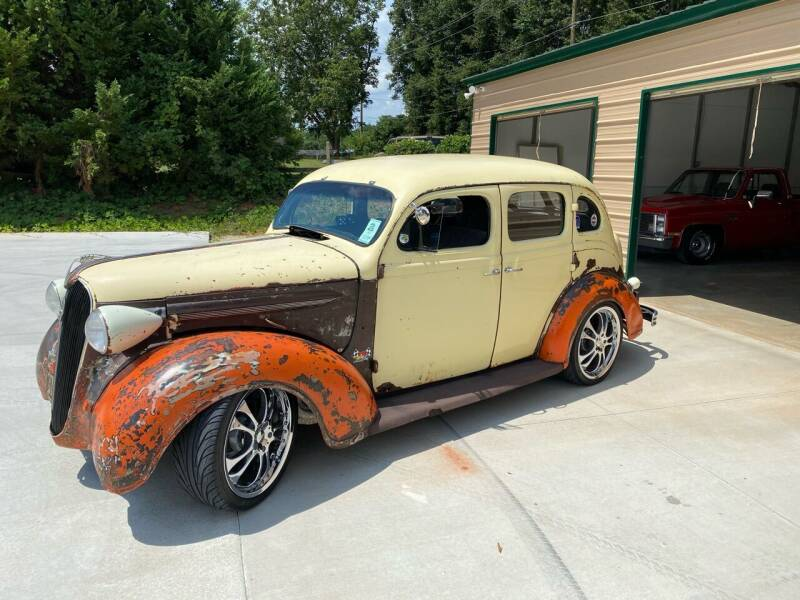 1937 Plymouth Deluxe for sale in Lyman, SC