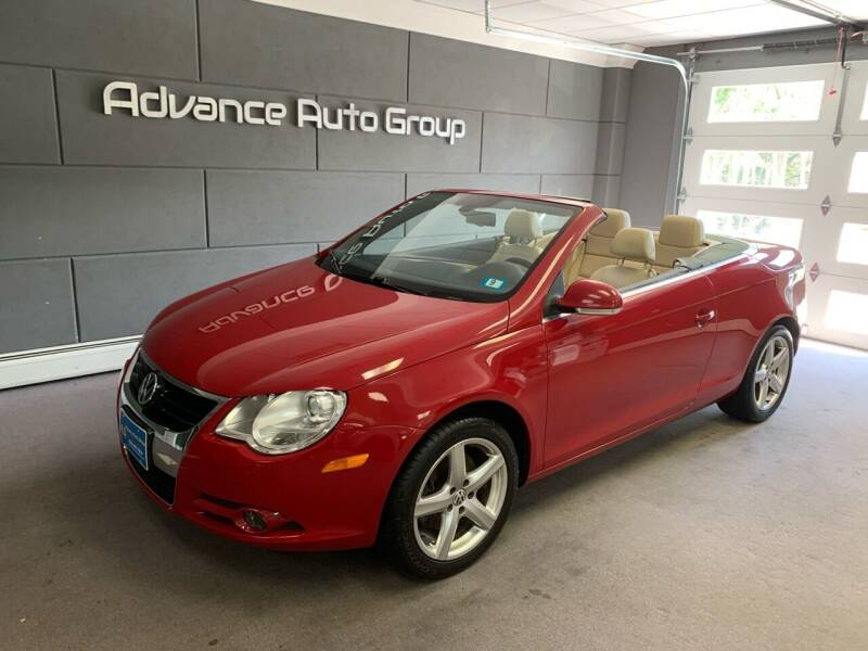 2007 Volkswagen Eos for sale at Advance Auto Group, LLC in Chichester NH