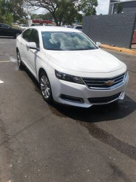 2019 Chevrolet Impala for sale at City to City Auto Sales - Raceway in Richmond VA