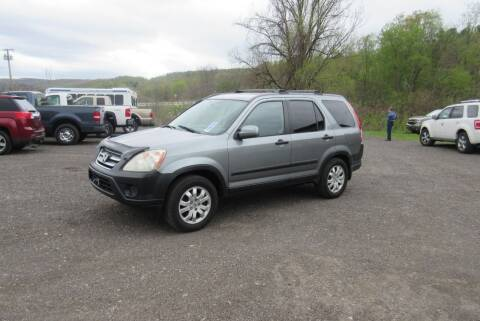 2006 Honda CR-V for sale at Clearwater Motor Car in Jamestown NY