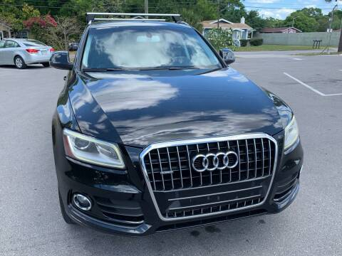 2013 Audi Q5 for sale at Consumer Auto Credit in Tampa FL