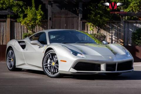2019 Ferrari 488 GTB for sale at Veloce Motorsales in San Diego CA