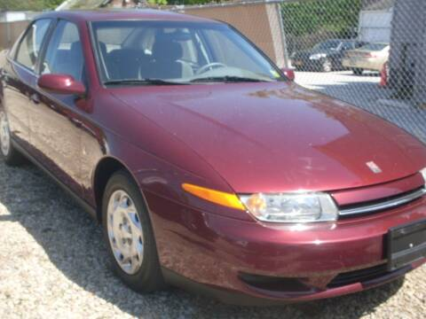 2001 Saturn L-Series for sale at Flag Motors in Islip Terrace NY