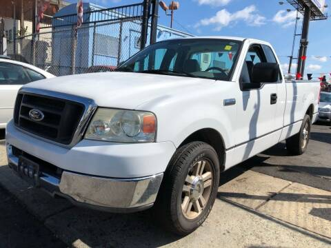 2004 Ford F-150 for sale at GW MOTORS in Newark NJ