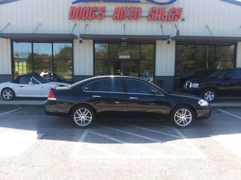 2012 Chevrolet Impala for sale at DOUG'S AUTO SALES INC in Pleasant View TN