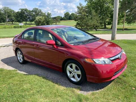 2007 Honda Civic for sale at Good Value Cars Inc in Norristown PA