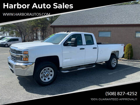 2015 Chevrolet Silverado 3500HD for sale at Harbor Auto Sales in Hyannis MA