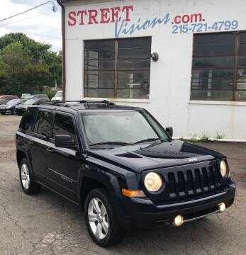 2012 Jeep Patriot for sale at Street Visions in Telford PA