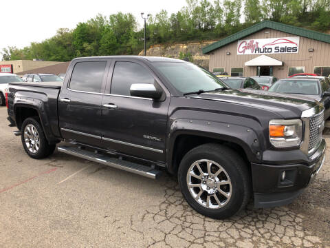 2014 GMC Sierra 1500 for sale at Gilly's Auto Sales in Rochester MN