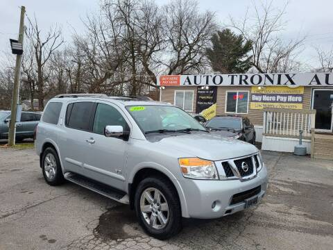 2009 Nissan Armada for sale at Auto Tronix in Lexington KY