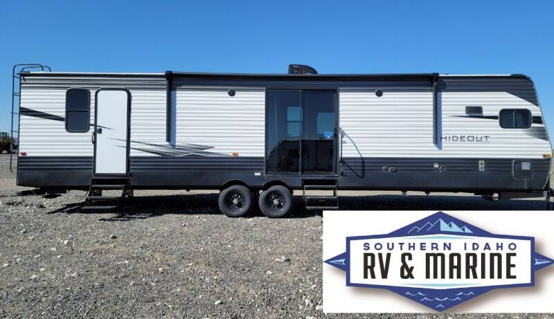 2021 KEYSTONE HIDEOUT 34FKDS for sale at SOUTHERN IDAHO RV AND MARINE in Jerome ID