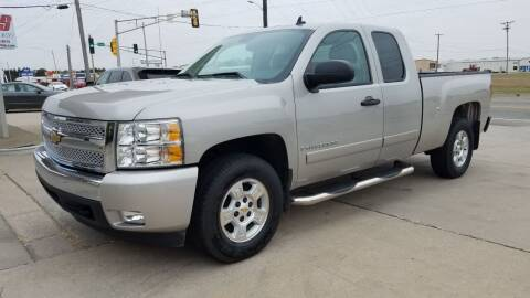 2008 Chevrolet Silverado 1500 for sale at S & S Sports and Imports in Newton KS