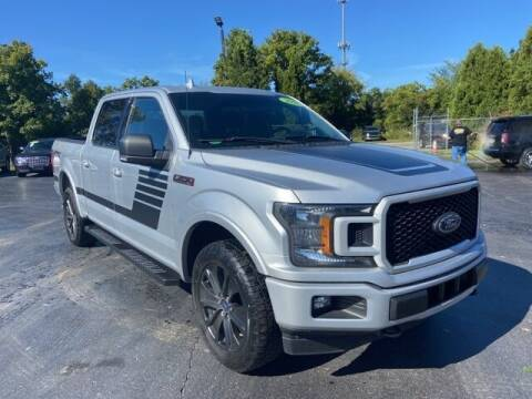 2018 Ford F-150 for sale at Newcombs Auto Sales in Auburn Hills MI