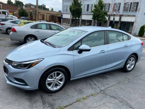 2017 Chevrolet Cruze for sale at East Main Rides in Marion VA